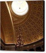 Library Of Congress - Washington Dc - 01133 Canvas Print
