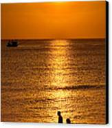 Life Is Beautiful Canvas Print by Adrian Evans
