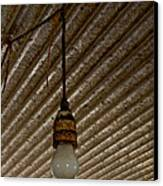Light And Rays Canvas Print