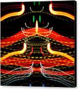 Light Fantastic 39 Canvas Print