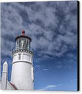 Light In The Sky Canvas Print by Jon Glaser