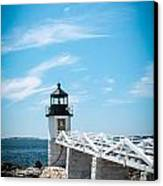 Lighthouse Canvas Print by Belinda Dodd
