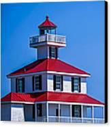 Lighthouse Pontchartrain Canvas Print