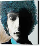 Like A Rolling Stone Canvas Print by GCannon
