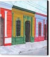 Lima Canvas Print