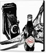 Limited Edition Coke - No.008 Canvas Print