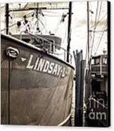 Lindsay L Canvas Print