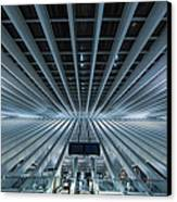 Lines Canvas Print by Jason Green