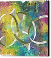 Linked Canvas Print