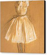 Little Dancer Canvas Print by Edgar Degas