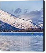 Loch Lomond Panorama Canvas Print by Antony McAulay