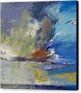 Loneliness Canvas Print by Michael Creese