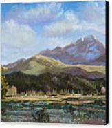 Long's Light Canvas Print