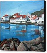 Loshavn Canvas Print by Janet King