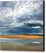 Lossiemouth Pano Canvas Print by Jane Rix