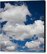 Lost In The Clouds Canvas Print