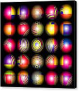 Lost My Marbles Canvas Print