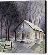 Lost Souls Canvas Print by Bobbi Price