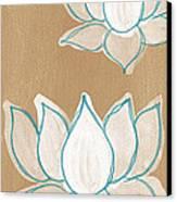 Lotus Serenity Canvas Print