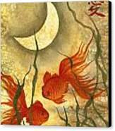 Love Canvas Print by Diane Ferron