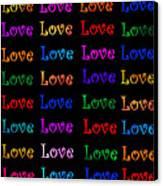 Love  Canvas Print by Nikunj Vasoya