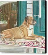 Loyalty Canvas Print by Robin Grace