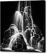 Luminous Waters I Canvas Print by Michele Steffey
