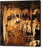 Luray Caverns - 121262 Canvas Print by DC Photographer