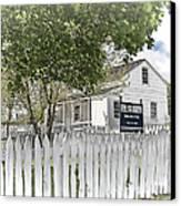 Lydia Leister Farm - Civil War Hospital Canvas Print