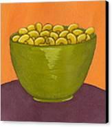 Macaroni And Cheese Canvas Print