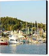 Mackinac Island Canvas Print by Brett Geyer