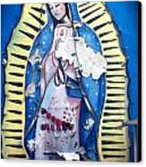 Madonna Painting Canvas Print