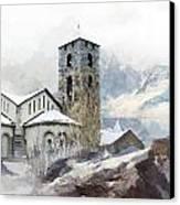 Madriu Perafita Claror Valley Canvas Print