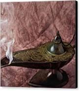 Magic Lamp Canvas Print by Garry Gay