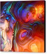 Magic Shell 2 Canvas Print by Rona Black