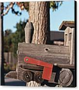Mail Stop Canvas Print