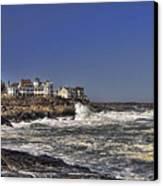 Main Coastline Canvas Print