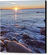 Mainly Water Canvas Print by Jon Glaser