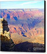 Majestic Grand Canyon Canvas Print