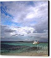 Maldives 08 Canvas Print by Giorgio Darrigo