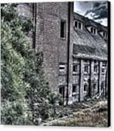 Malt Factory. Canvas Print