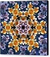 Mandala Alstro Canvas Print