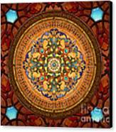 Mandala Arabia Sp Canvas Print