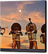 Mariachi Band Canvas Print by Christine Till