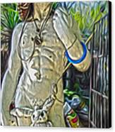 Mariachi Michelagelo - 04 Canvas Print