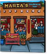 Maria's New Mexican Restaurant Canvas Print