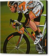Mark Cavendish Canvas Print by Paul Meijering
