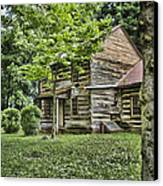 Mary Dells House Canvas Print by Heather Applegate