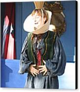 Maryland Renaissance Festival - A Fool Named O - 121211 Canvas Print by DC Photographer