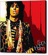 Master Keith Canvas Print